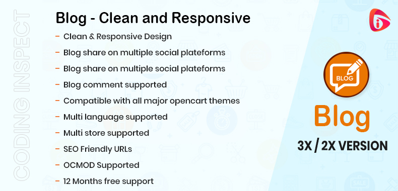 Blog - Clean and Responsive